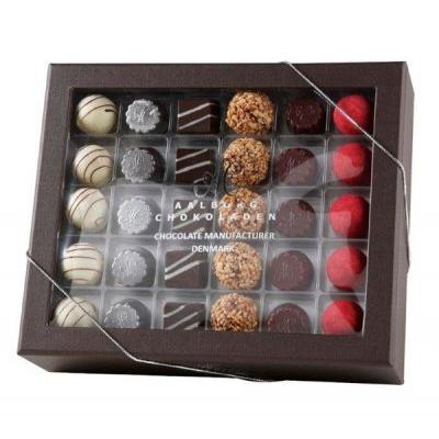aalborg chokolade 60 stk. æske