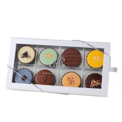 aalborg chokolade. pralineer