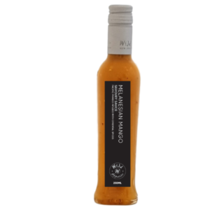 Melanesian Mango Sauce