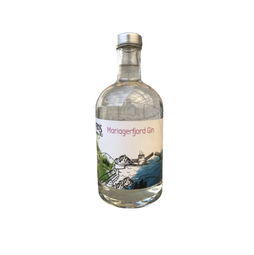Mariagerfjord Gin
