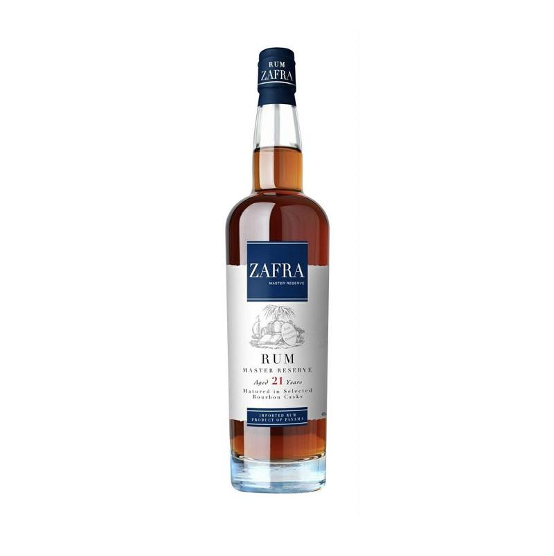 Zafra 21 years rum