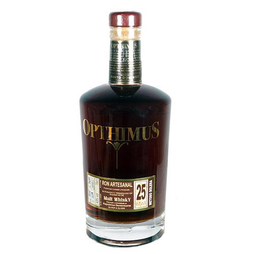Opthimus Malt Whisky Finish 25 år