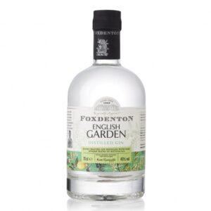 English Garden Gin Fra Foxdenton