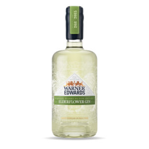 hyldeblomst gin